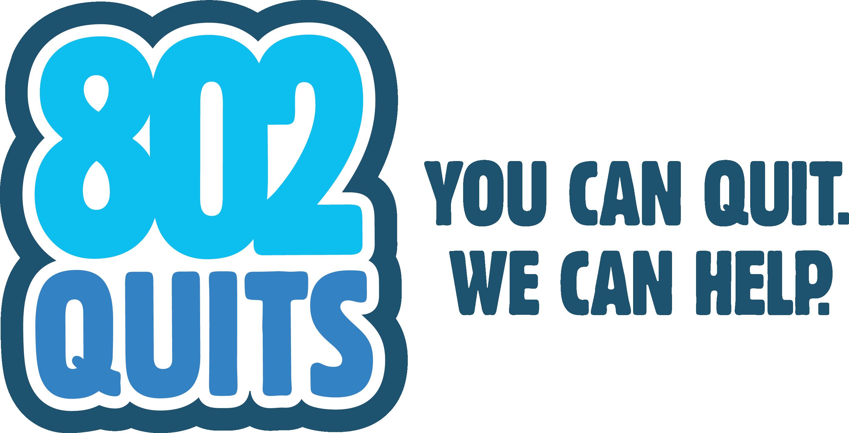 شعار 802Quits
