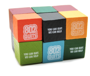 802quits Rubiks Cube